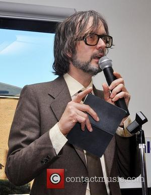 Jarvis Cocker Jarvis Cocker opens Wakefield new Library and Museum Wakefield, England - 10.11.12