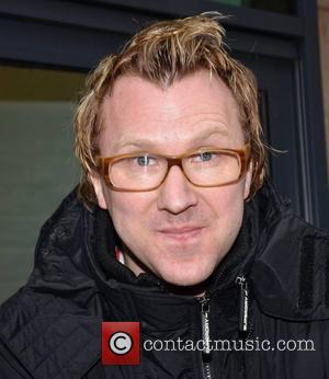 Comedian Jason Byrne arrives at his first day-on-the-job presenting his new weekly radio show (Mondays 10am-12pm) at Phantom 105.2FM Dublin,...
