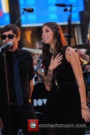 Christina Perri Recording Christmas Album