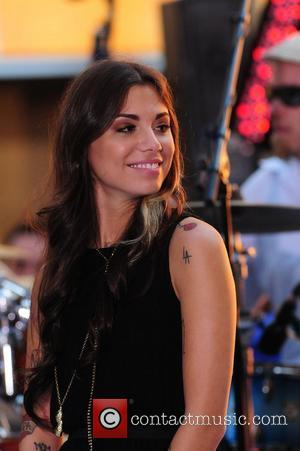 Christina Perri Appeals For Return Of Lost Wallet