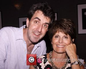 Robert Brown and Lucie Arnaz