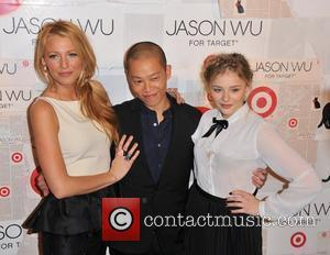Blake Lively, Chloe Moretz and Jason Wu