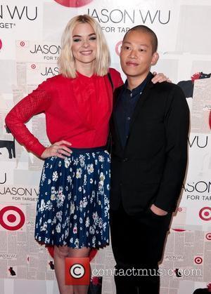 Jaime King and Jason Wu