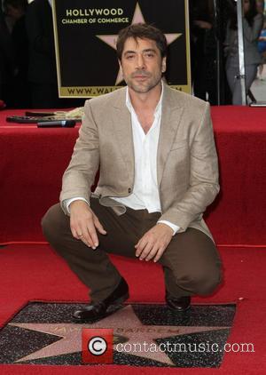 Javier Bardem Lands Hollywood Walk Of Fame Star