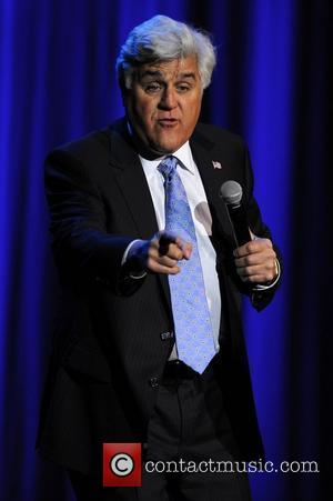 Jay Leno, Hard Rpck Hotel and Casino, Hollywood