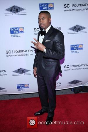Nas After party for Jay-Z's performance at Carnegie Hall to benefit The United Way of New York City and The...