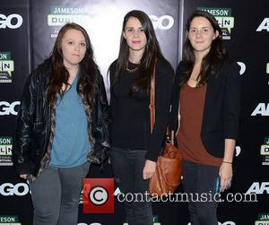 Jane Casey, Ellie Mcnamara, Louise Mcnamara and Dublin International Film Festival