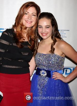 Dana Delany and Mary Mouser JDRF's 9th Annual 'Finding A Cure: The Love Story' Gala - Arrivals Los Angeles, California...