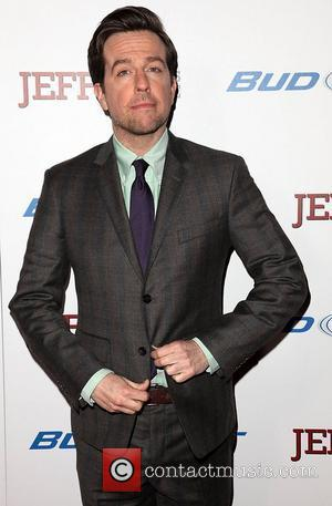 Ed Helms attending the Premiere of 'Jeff Who Lives At Home' held at the Director's Guild of America - Arrivals...