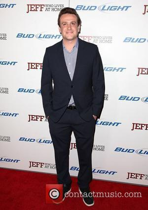 Jason Segel attending the Premiere of 'Jeff Who Lives At Home' held at the Director's Guild of America - Arrivals...