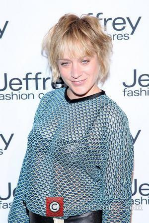 Chloe Sevigny Jeffrey Fashion Cares 2012 held at the Intrepid Aircraft Carrier  New York City, USA - 26.03.12