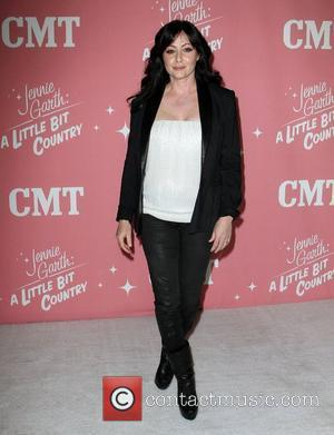 Shannen Doherty Quit Charmed Over Lotto Prank