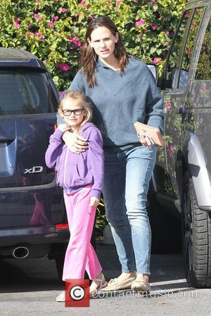 Jennifer Garner and Seraphina Afleck