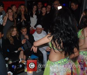 Jennifer Lopez and Boyfriend Casper Smart