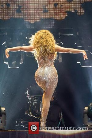 Jennifer Lopez  performing live at Pavilhao Atlantico  Lisbon, Portugal- 05.10.12