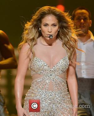 Jennifer Lopez and O2 Arena
