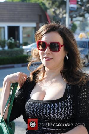 Actress Jennifer Tilly  seen out and about  Los Angeles, California - 02.08.12