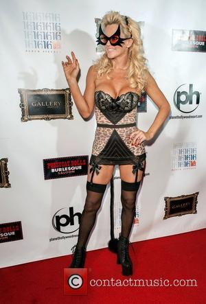 Jenny Mccarthy and Planet Hollywood