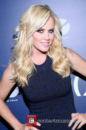 Jenny McCarthy at the 2(X)ist Spring 2013 Fashion Show  New York City, USA - 11.10.12