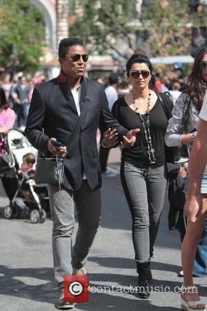 Jermaine Jackson and Halima Rashid at The Grove Los Angeles, California - 05.04.12