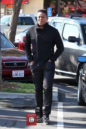Jermaine Jackson and his wife stop for coffee at The Coffee Bean Los Angeles, California - 01.12.11