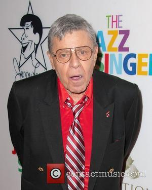 Jerry Lewis celebrating more than 60 years in show business at The Paley Center for Media, Beverly Hills. Los Angeles,...
