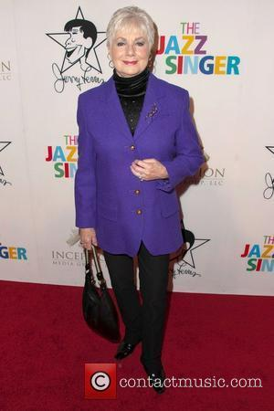 Shirley Jones,  at the Jerry Lewis 60 years in show business celebration at The Paley Center for Media, Beverly...