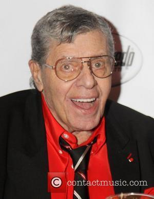 Jerry Lewis celebrates his 86th birthday at Friars Club New York City, USA - 16.03.12