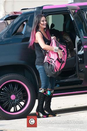 Jenni Farley  The Cast of 'Jersey Shore' returns to their house in Seaside Heights.  Seaside Heights, NJ -...