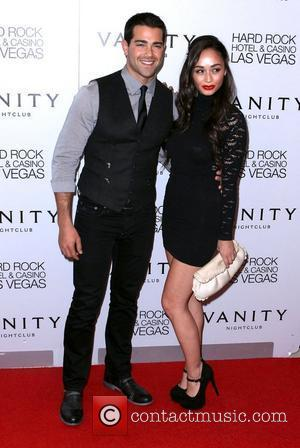 Jesse Metcalfe, Cara Santana and Hard Rock Hotel And Casino
