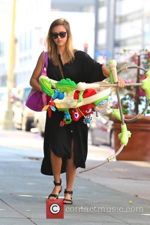 Jessica Alba and Los Angeles