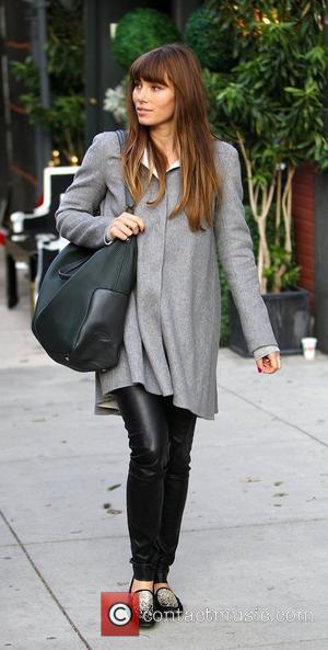 Jessica Biel, Soho and Manhattan