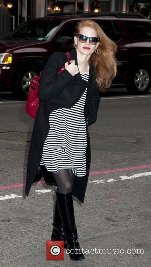 Jessica Chastain, The Heiress and Walter Kerr Theater