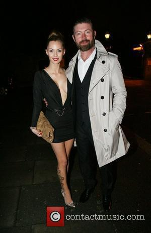 Jessica-Jane Clement and fiance Lee Stafford Recently engaged Jessica-Jane Clement is seen leaving the exclusive Hurlingham Club in Fulham with...