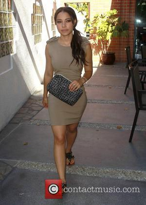 Jessica Parker Kennedy during a fitting at a private location in Beverly Hills Los Angeles, California - 06.08.12