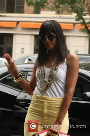 Shontelle Launches Her Own Shoe Line