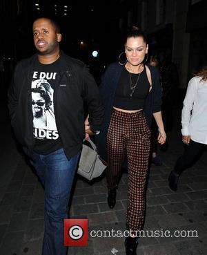 Jessie J aka Jessica Cornish arrives at Cirque Du Soir nightclub with Justin Bieber's bodyguard, Kenny Hamilton London, England -...