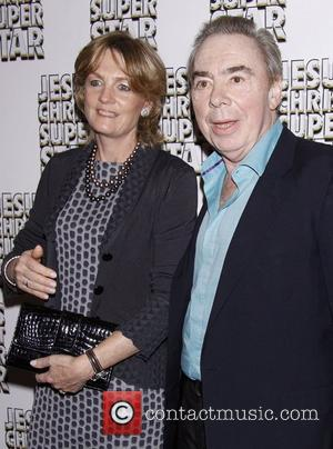 Madeleine Gurdon and Andrew Lloyd Webber Broadway opening night of 'Jesus Christ Superstar' at the Neil Simon Theatre - Arrivals....