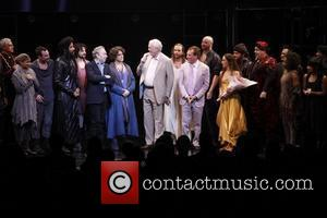 Tom Hewitt, Andrew Lloyd Webber, Josh Young, Tim Rice, Paul Nolan, Des McAnuff, Lee Siegel, Chilina Kennedy, Bruce Dow and...