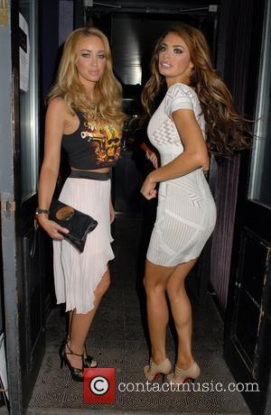 Lauren Pope, Chloe Sims and Jewel Bar