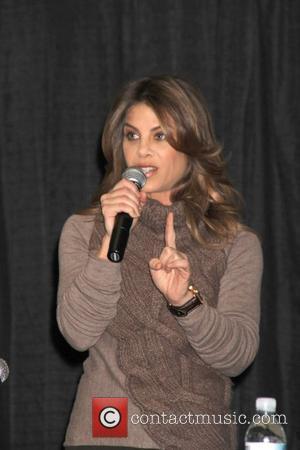 Jillian Michaels  speaks at the 2012 Consumer Electronics Show at the Las Vegas Convention Center Las Vegas, Nevada -...