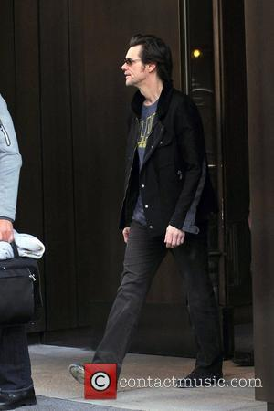 Jim Carrey, Manhattan Hotel
