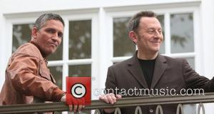 Jim Caviezel and Michael Emerson