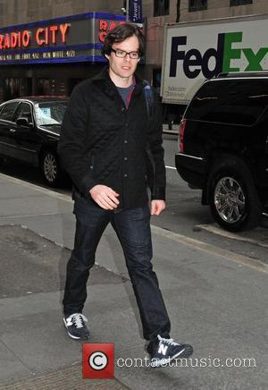 Bill Hader Celebrities outside the NBC studios for an appearance on 'Late Night with Jimmy Fallon' New York City, USA...