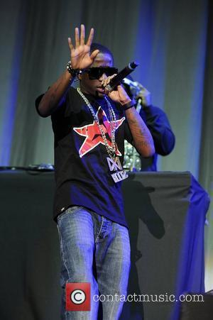 Tinchy Stryder,  performing at the Key 103 Jingle Ball at the M.E.N Arena. Manchester, England - 01.12.11