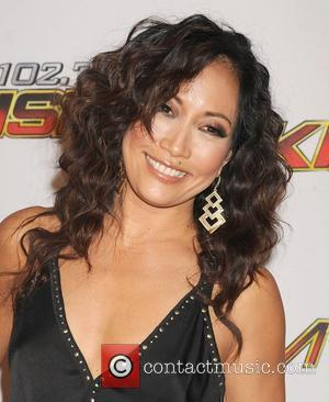 Carrie Ann Inaba 102.7 KIIS FM's Jingle Ball - Arrivals held at Nokia Theatre L.A. Live  Los Angeles, California...