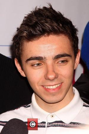 Nathan Sykes of The Wanted Z100's Jingle Ball 2012 presented by Aeropostale - Arrivals New York City, USA - 07.12.12