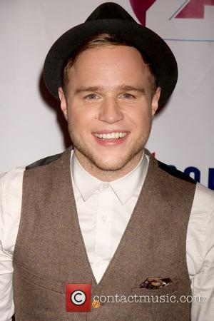 Olly Murs Z100's Jingle Ball 2012 presented by Aeropostale - Arrivals New York City, USA - 07.12.12