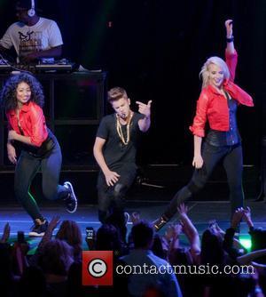 Justin Bieber, Jingle Ball, Nokia Theatre L. and A. Live