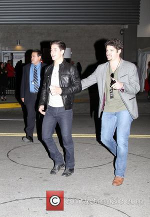 David Henrie celebrtities arrives at the Nokia L.A. LIVE Theatre ahead of KIIS FM's Jingle Ball 2011  Los Angeles,...